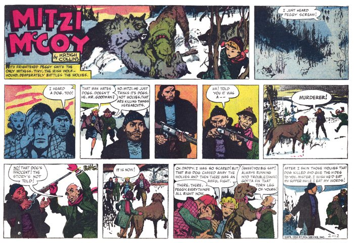 The Complete Mitzi McCoy
